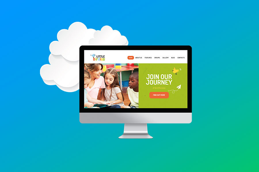 nursery website