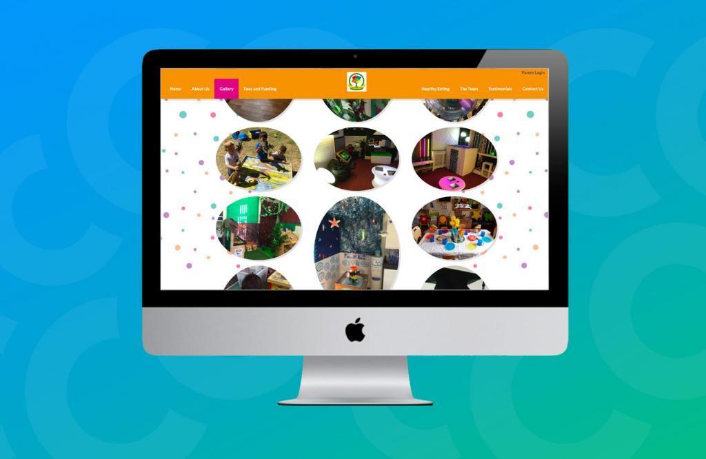 Nursery Website - 5 great ways a new website can benefit your Nursery 1
