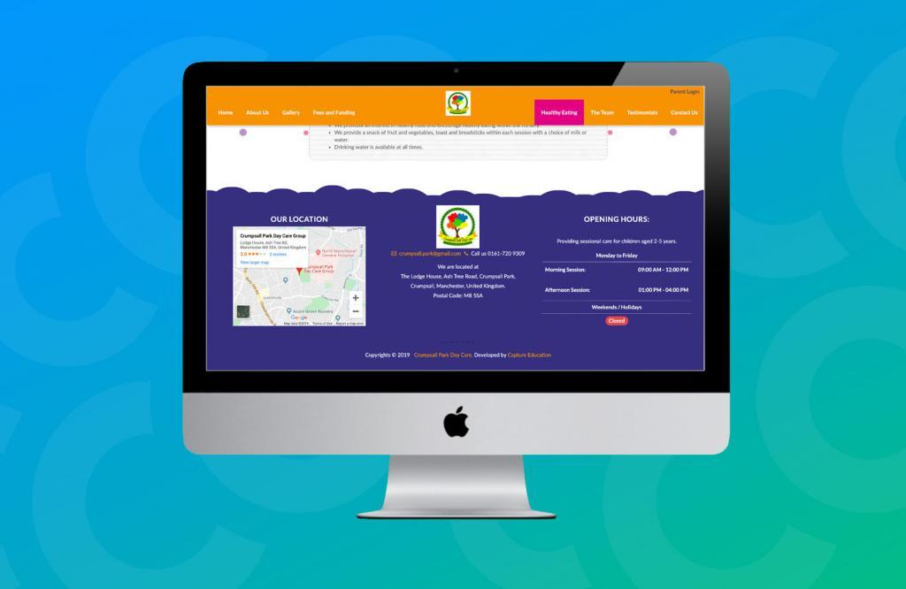 Nursery Website - 5 great ways a new website can benefit your Nursery 3