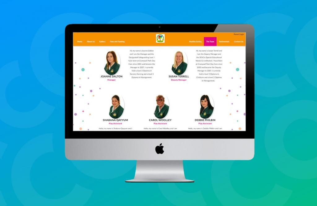 Nursery Website - 5 great ways a new website can benefit your Nursery 2