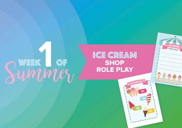 6 Weeks of Summer: week 1 13