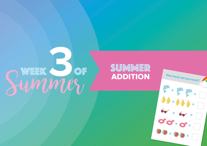 6 Weeks of Summer: week 3 11