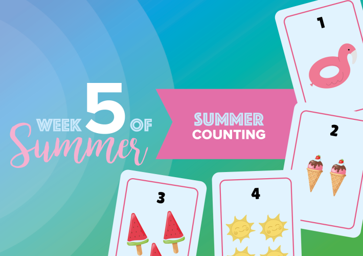 6 Weeks of Summer: week 5 9