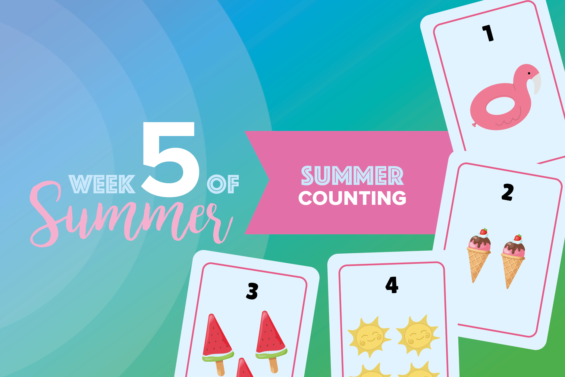 6 Weeks of Summer: week 5 1