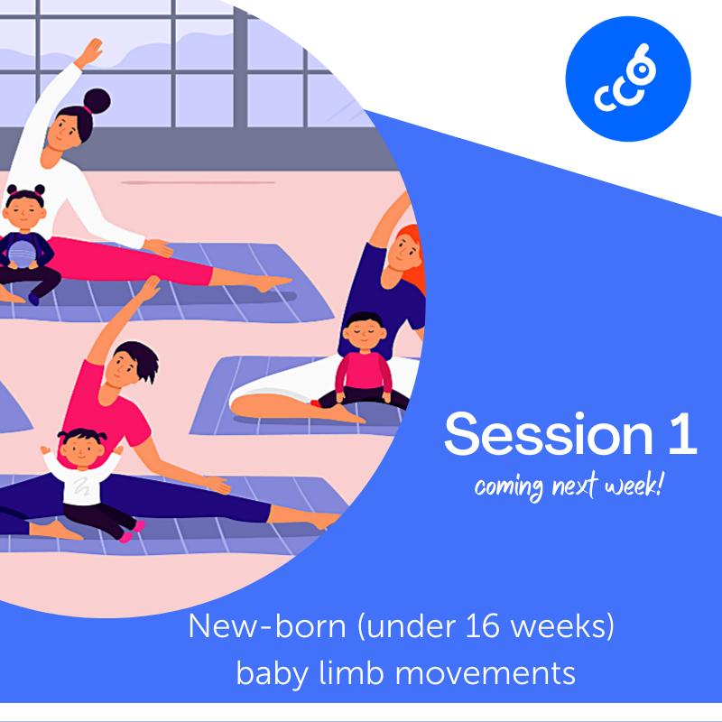 Introduction to Baby Yoga with Caroline Blair 3