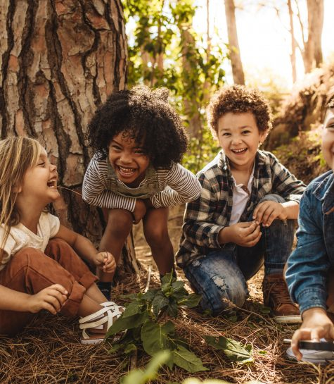 Using Nature to Nurture Young Minds