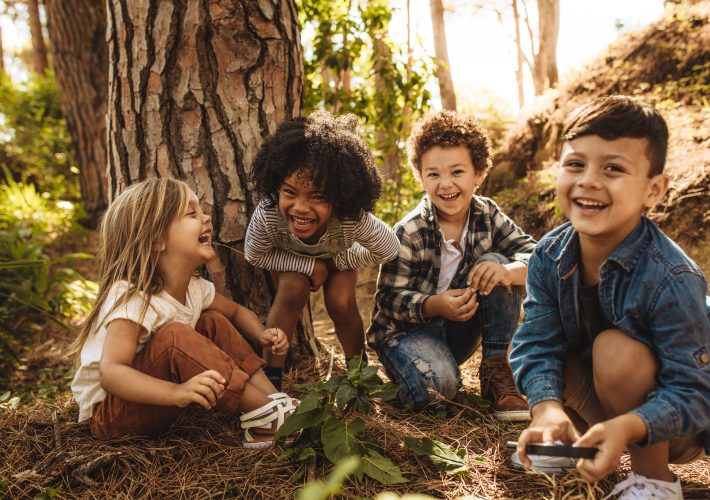 Using Nature to Nurture Young Minds 7