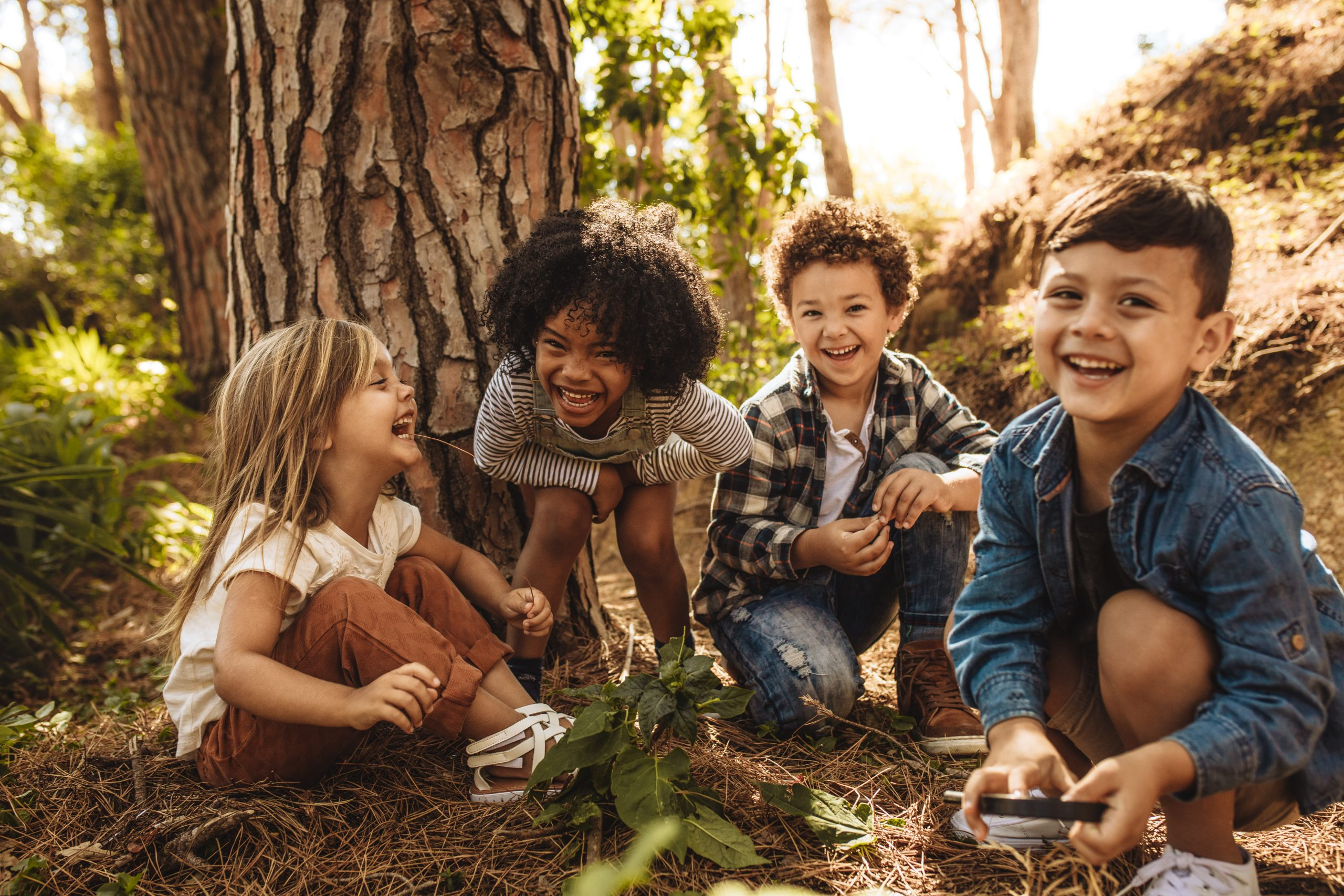 Using Nature to Nurture Young Minds 1