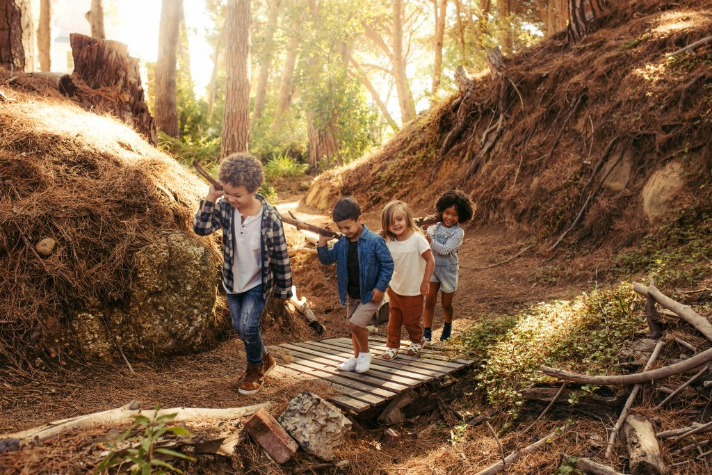 Using Nature to Nurture Young Minds 4