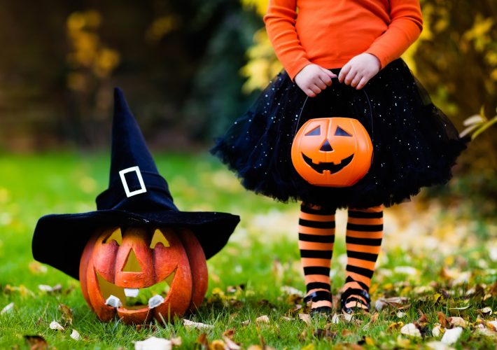 10 Ideas for a Spookily Good Early Years Halloween 1